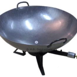 brander met wokpan huren