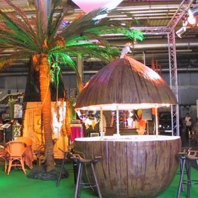 kokosnootbar huren
